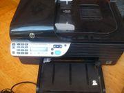 HP-Drucker-Fax-Scanner Office-Jet 4500 Defect für