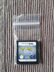 Nintendo DS Pokemon Soul Silver