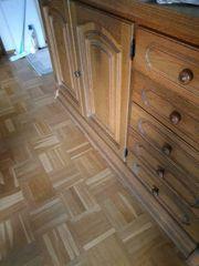 Sidebord Eiche Eichenschrank 2 Türen