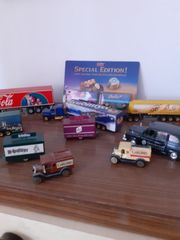 Trucker-Auto Sammlung ca 120 Exemplare