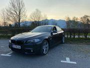 BMW 525d M-Paket Facelift