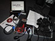 Diagnose-Tester aus Werkstattauflösung PKW LKW