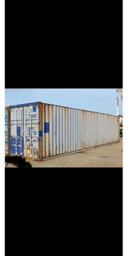 CONTAINER REIFEN LAGER CONTAINER 40