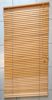 Jalousie aus Holz 160cmx80cm