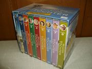 verschiedene DVD s komplette Staffeln