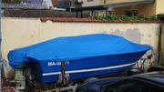Motorboot 55 Ps Suzuki Trailer