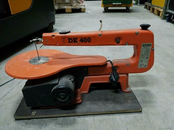 ATIKA DK400 Dekupiersäge