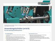 Anwendungstechniker m w für CNC