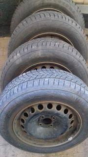 195 65 R15 Firestone Stahlfelgen