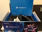 PlayStation VR - NEU