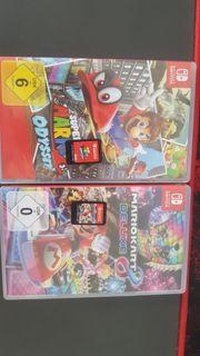 Mario kart deluxe super mario
