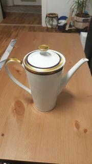 Kaffekanne Porzellanmanufaktur Händel Bavaria Kanne