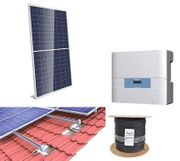 Solaranlage mit Deutschem Premium PV-Modul