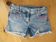 kurze JJeanshose Jeanshose kurz Hotpants