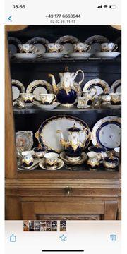 Porzellan Ankauf Meissen Royal Copenhagen