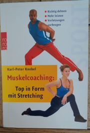 Muskelcoaching Top in Form mit