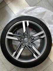 Audi A4 S-Line Felgen 18