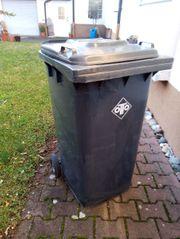Mülltonne 240 Liter zu verkaufen