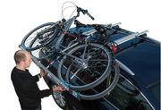 Dachlift Fahrradträger Fischer Evolution