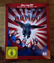 Disney Dumbo Blu-ray 3D 2D