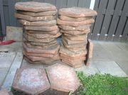29 Stück Trittsteine Gehwegplatten Pflastersteine