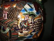 Alte chinesische Bodenvase Vase groß