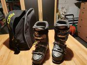 Damen Skistiefel inklusive Schuhtasche