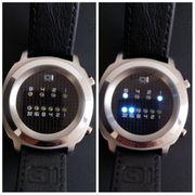 THE ONE - binäre Armbanduhr