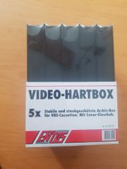 Video-Hartbox für VHS Kassetten
