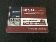 Schlemmerblock 2021 Karlsruhe oder Rastatt -