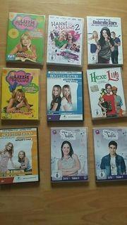 dvd Sammlung für Mädchen