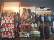 Ladeneinrichtung aus Wäschegeschäft