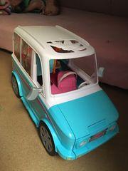Barbie Hundecamper