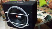 Bass-Lautsprecher-Box UBL