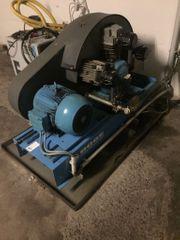 Schrauben-Kompressor BOGE SK 36