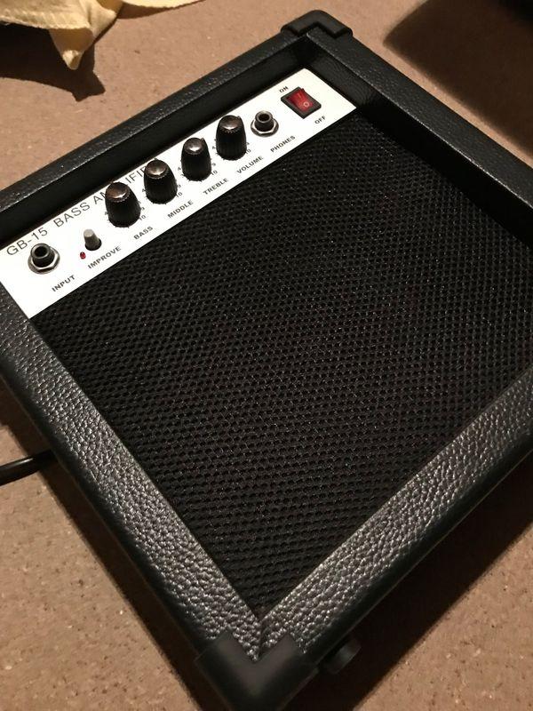 Mini Bass Guitar Amp