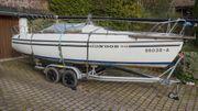 Segelboot Motorsegler