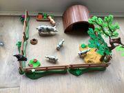 Playmobil Schweinestall