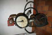 Kraftstoffpumpe Diesel mit Zählwerk