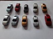 10 Stk Modellautos Einfach Spur