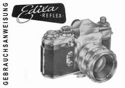 Edixa Reflex Spegelreflexkamera eine der
