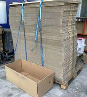 Faltkarton Versandkarton Verpackung versch Größen