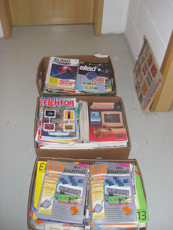 Elektronik-Fachzeitschriften