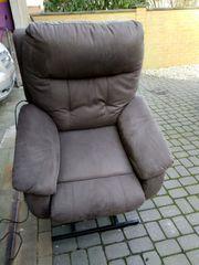 Sessel mit Aufstehilfe mit Fernbedinung