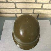 Deutscher Bundeswehr Helm Stahlhelm Grün