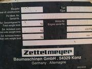 Zettelmeyer 602 Radlader
