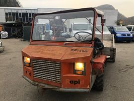 Traktoren, Landwirtschaftliche Fahrzeuge - Rapid Alltrac 1350 Schlepper