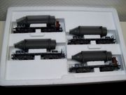Märklin H0 48250 Wagen-Set Carbid-Flaschenwagen