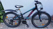Kinder- und Jugend-Fahrrad 24 Zoll