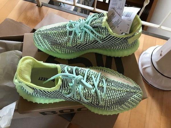 Kaufen adidas Yeezy 350 Schuhe und brandneue, ungetragene